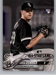 Amazon.com: Baseball MLB 2018 Topps All-Star Edition #495 Aaron Bummer  White Sox: Collectibles & Fine Art