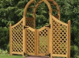 Get Beautiful Fence And Gate Design Ideas Wire Fence Page Wooden Garden Gate Garden Arbor With Gate Outdoor Lawn Furniture