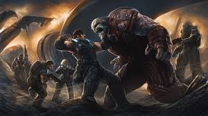 microsoft xbox one exclusive gears of
