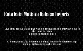 kata kata mutiara cinta bahasa inggris keren bingitz