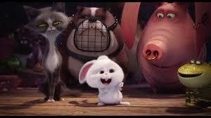 PETS - VITA DA ANIMALI: scena del film in italiano