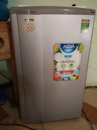 Nơi bán Tủ lạnh mini Aqua AQR-95ER-SS (90L) giá rẻ nhất tháng 09/2020