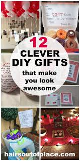 20 amazing diy gifts for boyfriends