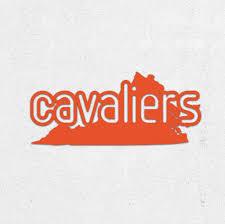 Virginia Cavaliers Vinyl Decal Virginia Sticker Etsy