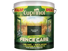 Cuprinol Lmfcwg6l Less Mess Fence Care W Buy Online In Guernsey At Desertcart