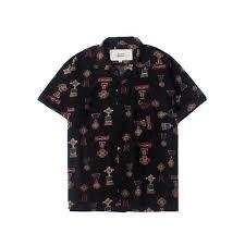 kemeja hawaiian shirt kloud studio men