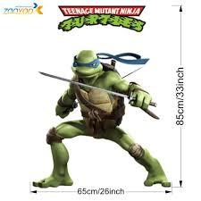 New Cartoon Teenage Mutant Ninja Turtles Memories Of Childhood Wall Decal Boys Pvc Room Wall Stickers For Kids Rooms Zypa 031 Aliexpress Com Imall Com