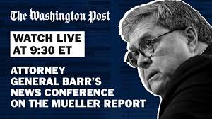 WATCH LIVE AT 9:30AM ET: AG Barr To ...