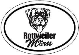 Amazon Com Rottweiler Car Decal