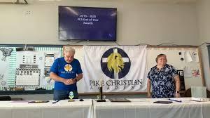 2020 PCA End of Year Awards - Pike Christian Academy PreSchool - High School