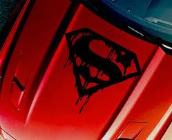 Bleeding Superman Logo Logodix