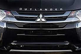 Car Truck Decals Emblems License Frames New Mitsubishi Outlander Pajero Engine Hoods 3d Sticker Car Accessories Letter Moonnepal Com