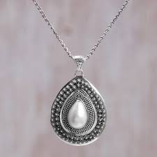 artisan crafted sterling silver