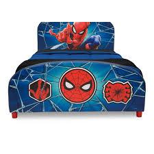 Delta Children Marvel Spider Man Twin Platform Bed Reviews Wayfair