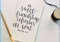 short bible verses about friendship pretty bible quotes about