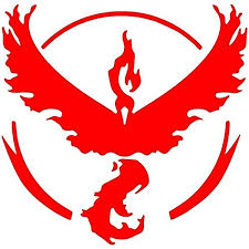 Amazon Com Team Red Valor Decal Sticker For Car Truck Laptop 4 5 X 4 5 Automotive