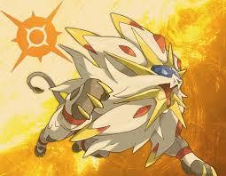 legendary pokemon sun and moon