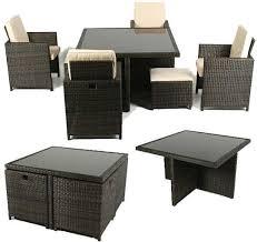 ellister corsica rattan patio furniture