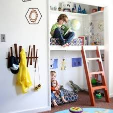 6 Creative Ways To Use The Space In Kids Closets Apartment Therapy