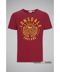 t shirt lonsdale london new romney