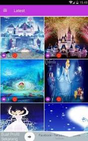 princess cinderella wallpaper 1 0