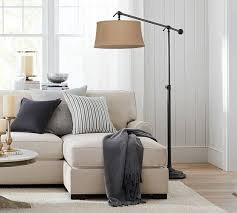 chelsea metal sectional floor lamp