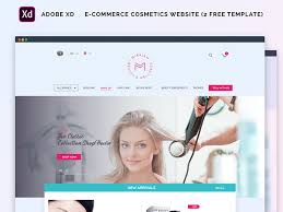 makeup template for e merce