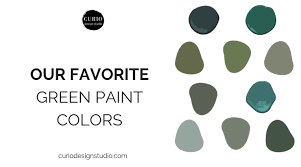 our favorite green paint colors st