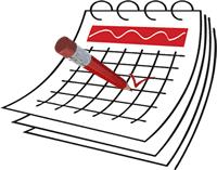 Image result for calendar clipart