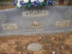 Effie Wells Wilkett (1900-1985) - Find A Grave Memorial