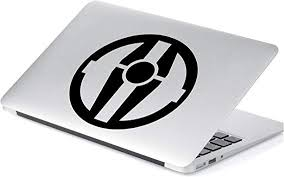 4 X 4 White 511 Laptop And More Yoonek Graphics Revanchist Sith Decal Sticker For Car