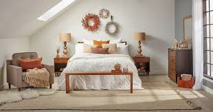 8 fall bedroom ideas for a cozy autumn