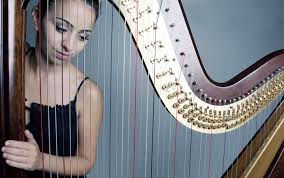 lidia stankulova international harpist
