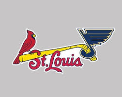 St Louis Cardinals Decal Etsy