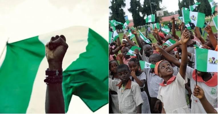 """Image result for nigeria national anthem image"""""""