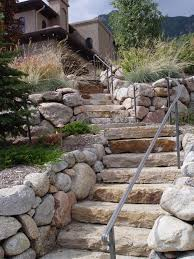 siloam steps outdoor stair railing