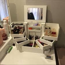 korean cosmetic storage drawer type