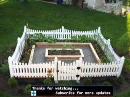 fencing ideas for gardens fences