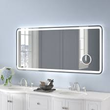 long narrow mirror wall art 35 8 tall