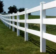Vinyl Horse Fence Pricing With A Lifetime Warranty