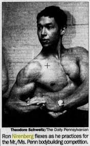 Throwback photos show new S.A. Mayor Ron Nirenberg in his bodybuilding,  powerlifting days - HoustonChronicle.com