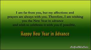 advance new year wishes nywq