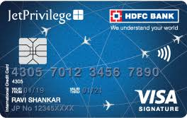 jet privilege world credit card apply