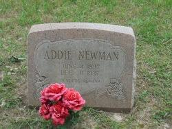 Addie M Price Newman (1897-1937) - Find A Grave Memorial