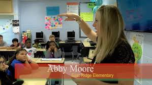 Abby Moore, Educator of the Week for September 12th | WTVC