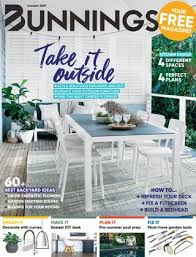 bunnings october 2019 by