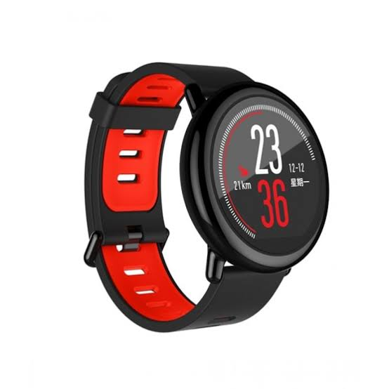 Image result for Xiaomi Amazfit Pace Smartwatch Black