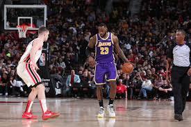 Lakers vs. Trail Blazers Final Score: L.A. finishes road trip 3-0 ...