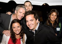 Mike Maser, Hillary Dixon, Kevin Rose, Brandon Barber, & S… | Flickr