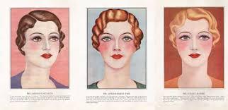 vine 1930s makeup look vine